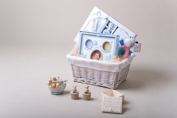 Luxury Welcome To The World Baby Hamper