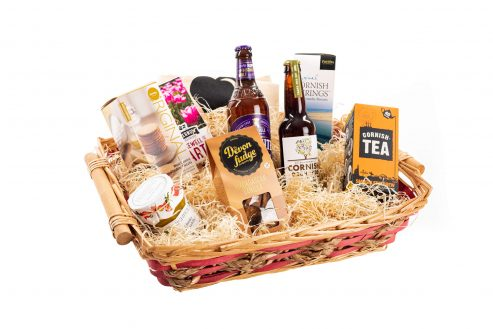 Little Gift From Us To You Hamper Side