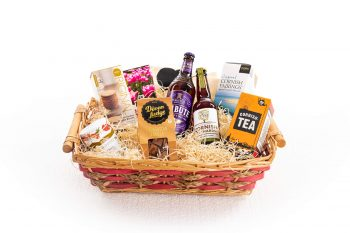 Little Gift From Us To You Hamper Front