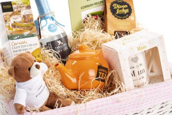 Happy Mother's Day Gift Hamper Close